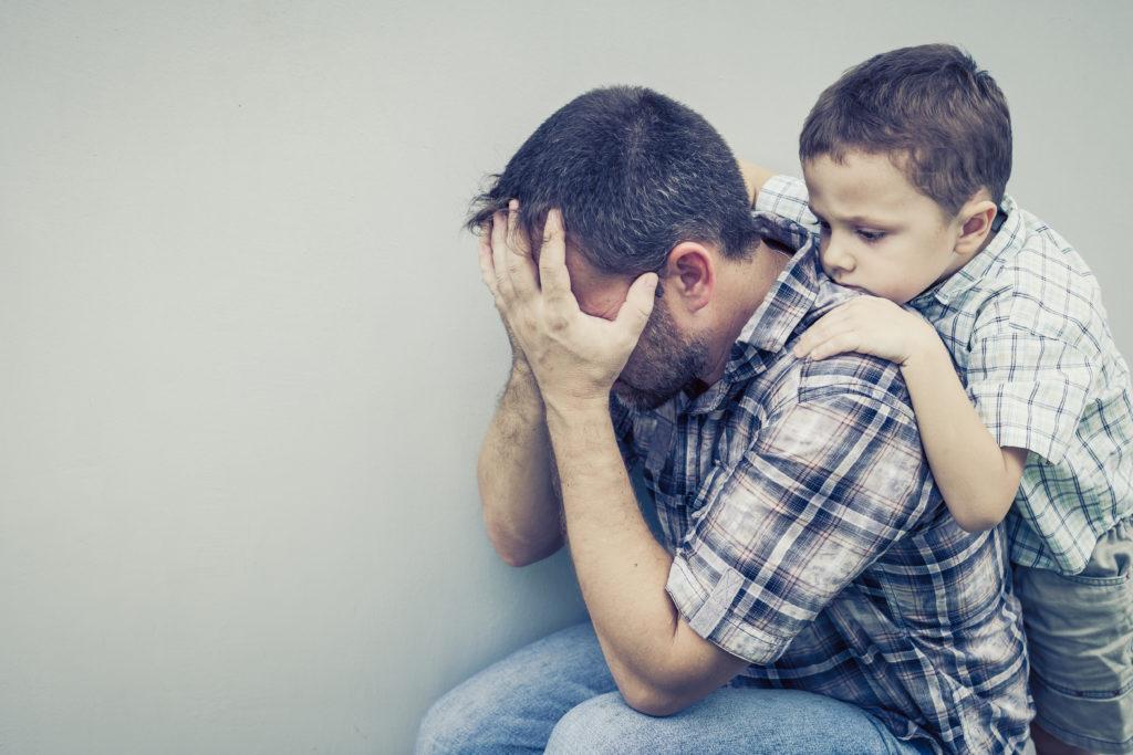 こどもやお母さんを責めているお父さんへ。家族が笑顔になる方法!