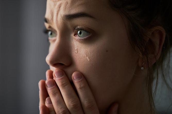 涙が流れる法則とは?
